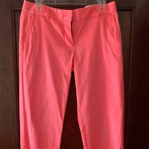 J. Crew Stretch Crop Pant